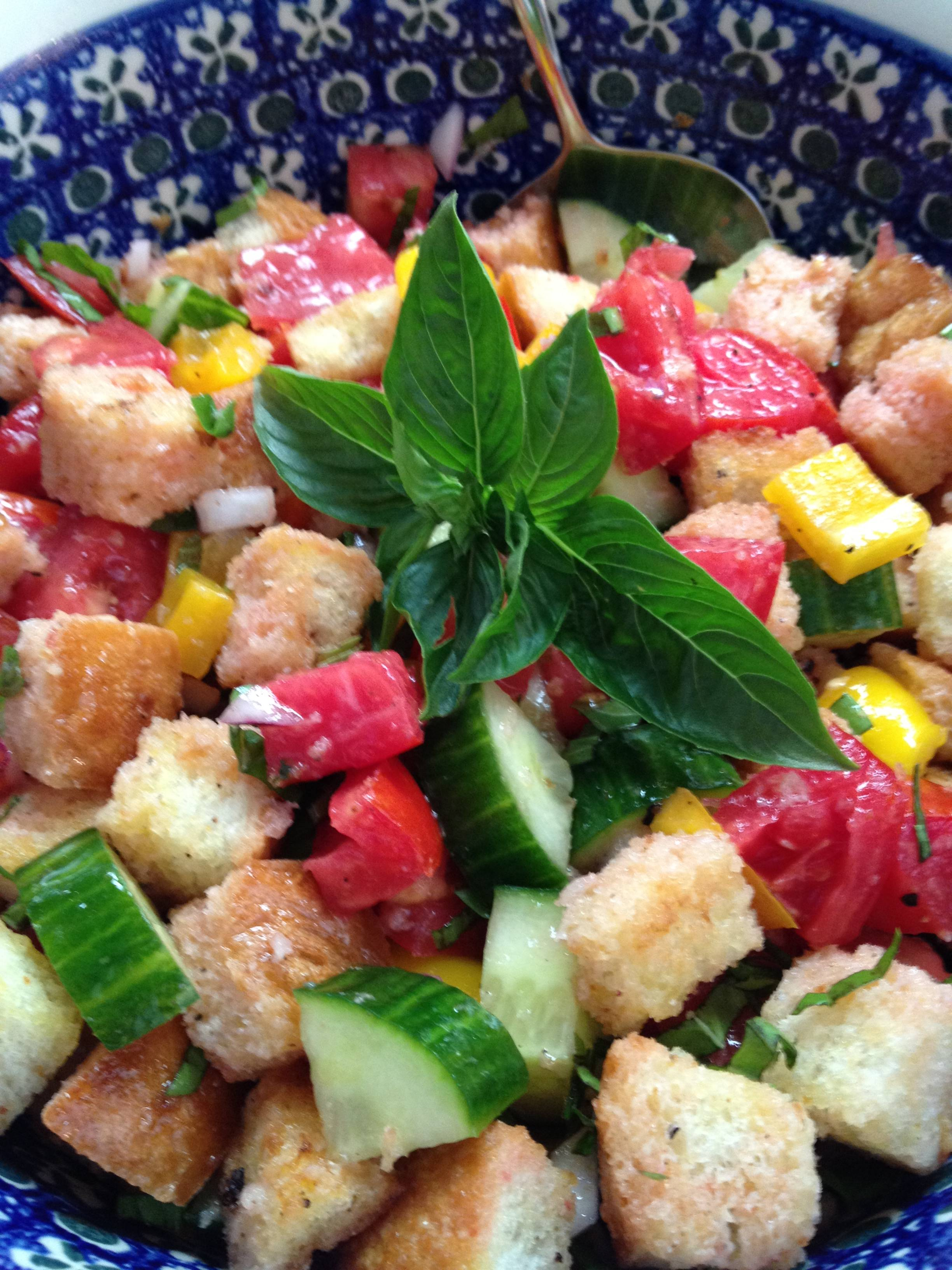 Recipes ivy hill farm Barefoot contessa panzanella